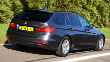 BMW 3 Series Touring - rear quarter