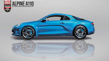 Alpine A110 - 2019 Coupe of the Year