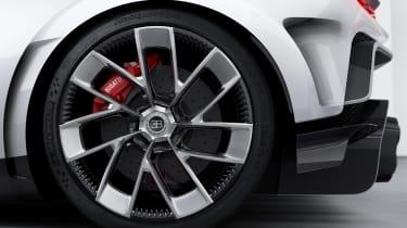 Bugatti Centodieci - wheel