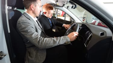 Long-term test review: SEAT Ateca - first report dealer 4