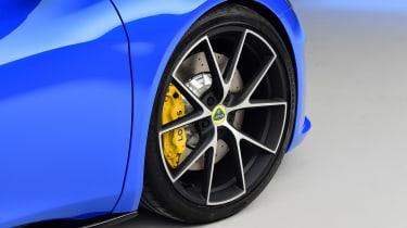 Lotus Emira - wheel