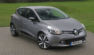 Used Renault Clio - front