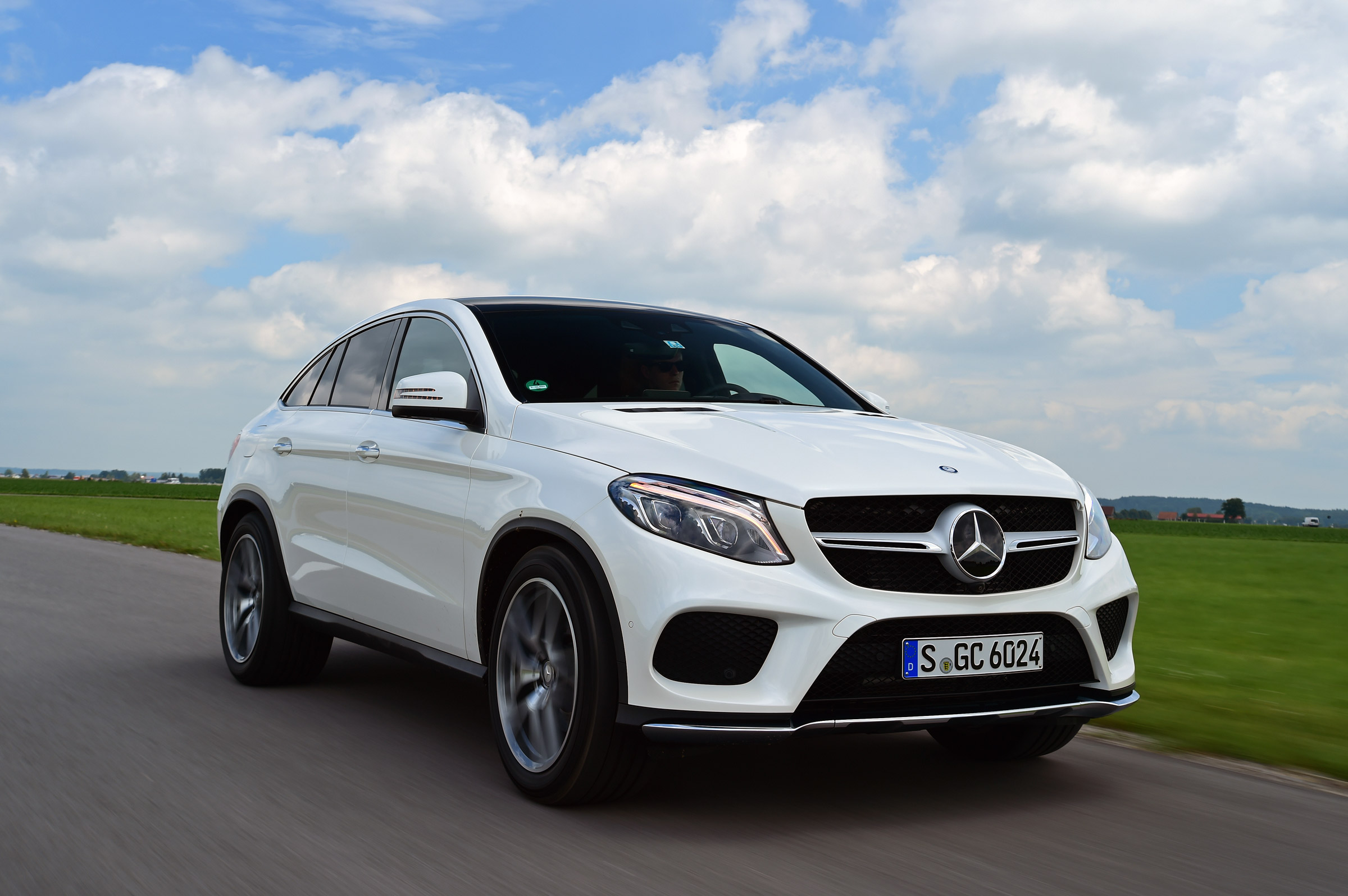 Mercedes GLE Coupe review | Auto Express