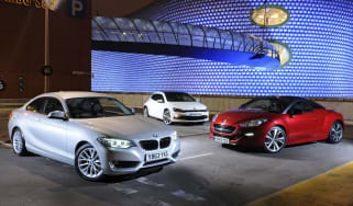 BMW 2 Series vs coupe rivals main