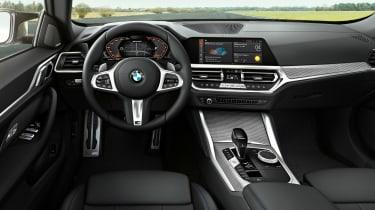 BMW 4 Series Gran Coupe - cabin