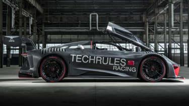 Techrules Ren RS roof open