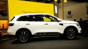 <span>The car shares its platform and drivetrain with the Nissan X-Trail, and Renault has high hopes that it will replicate that car's sales performance.&nbsp;</span>