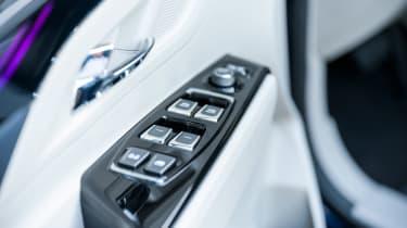 SsangYong Korando - door controls
