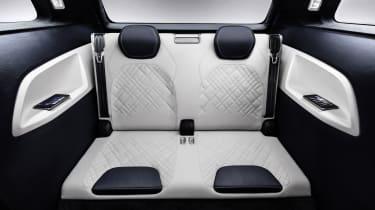 Skoda VisionS concept studio - rearmost seats