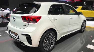 Kia Rio GT-Line - rear