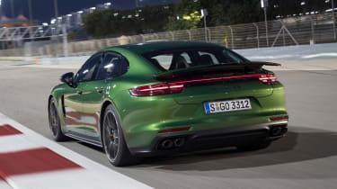 Porsche Panamera GTS - rear