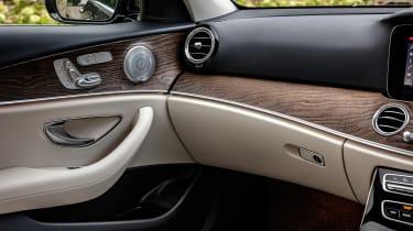 Mercedes E-Class All-Terrain - interior detail