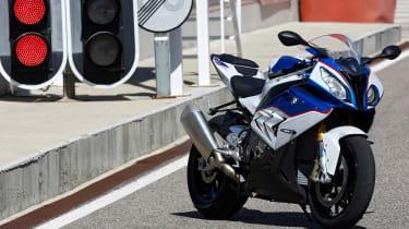 BMW S1000RR Sport blue