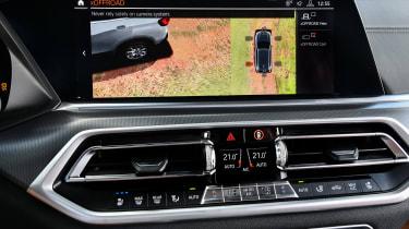 BMW X5 - Camera