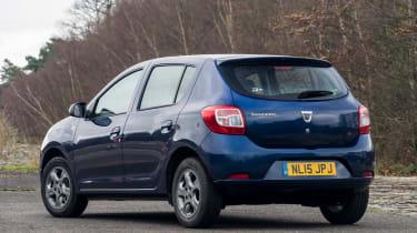 Dacia Sandero - rear