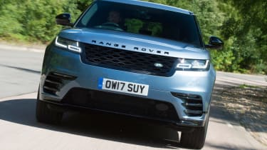 Range Rover Velar - head-on