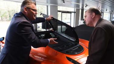McLaren 570GT long term test first report - Steve Fowler