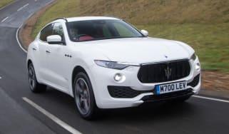 Maserati Levante S - front