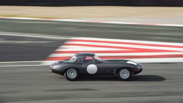 Jaguar E-Type Lightweight body