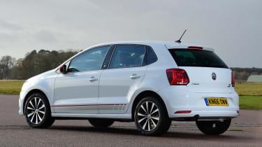 Volkswagen Polo - rear static