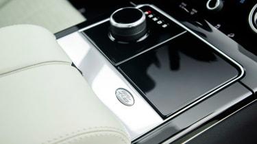 Range Rover Velar - transmission