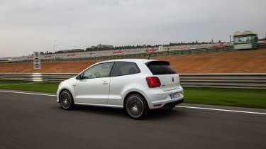 VW Polo GTI - driving