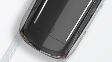 Vauxhall Crossland X teaser close