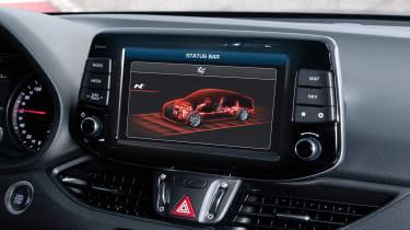 Hyundai i30 N Fastback - N mode
