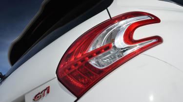 Peugeot 208 GTi rear light