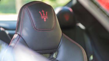Maserati GranTurismo - seat