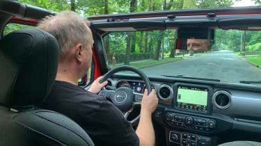 Jeep Gladiator - Steve Fowler