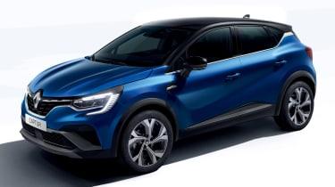 Renault Captur R.S. Line - front
