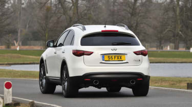 Infiniti FX50 Limited edition