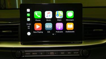 Kia Ceed - Apple CarPlay