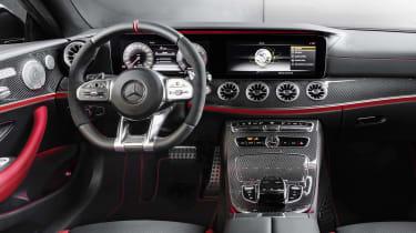 Mercedes-AMG E 53 Coupe - dash