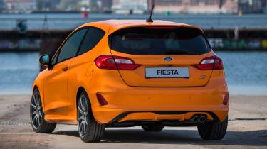 Ford Fiesta ST Performance Edition - rear