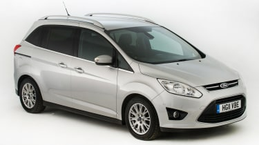 Ford C-MAX (used) - front