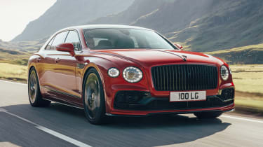Bentley Flying Spur V8 - front