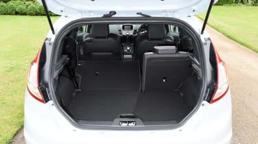 Ford Fiesta ST200 - boot