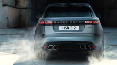 Range Rover Velar SVAutobiography - full rear off-road