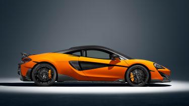 McLaren 600LT - side