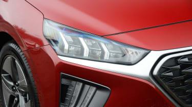 Hyundai Ioniq - headlight