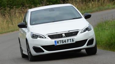 Peugeot 308 - front