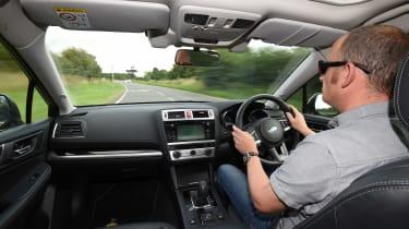 Subaru Outback - long term test final report James Disdale
