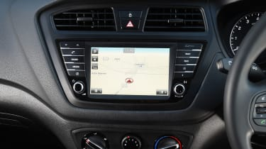 Hyundai i20 Turbo Edition - navigation