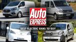 Best electric vans 2019 header