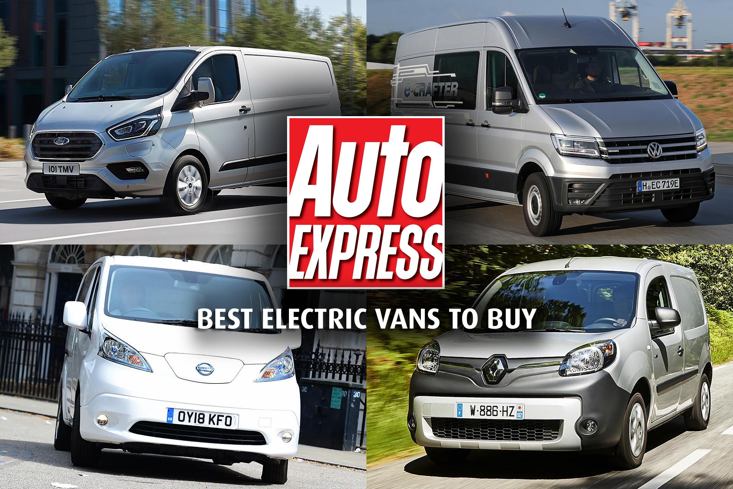 the best vans to buy