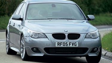 Bmw 5 Series 2005 Review Auto Express