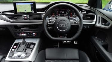Audi RS7 Performance - dash