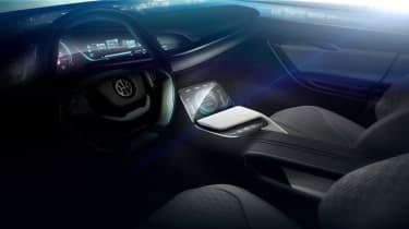 HKG Pininfarina H500 interior